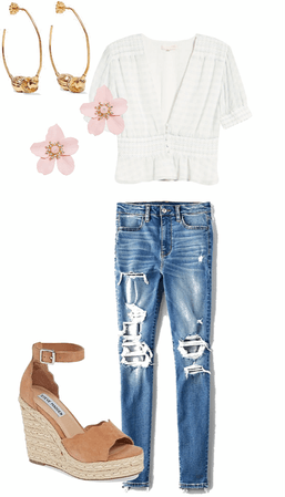 spring casual chic
