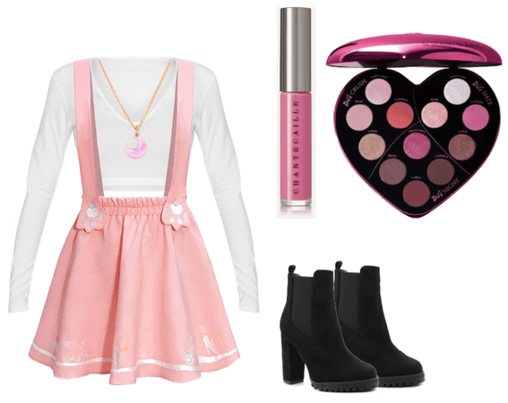 V-Day Look