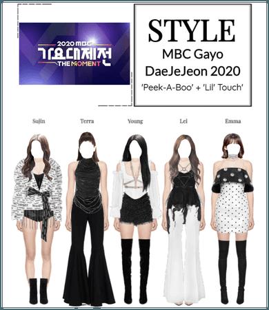 STYLE MBC Gayo DaeJeJeon 2020