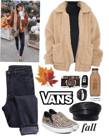 Fall Vans