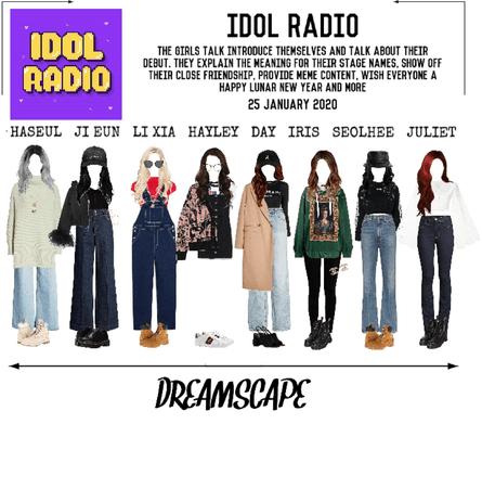 DREAMSCAPE [드림스게이프] Idol Radio 200125