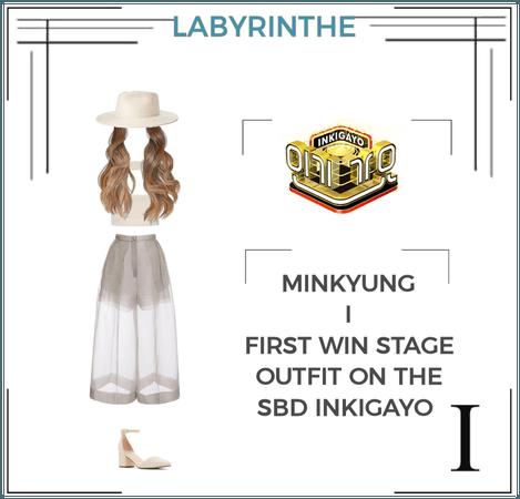 LABYRINTHE minkyung i first win