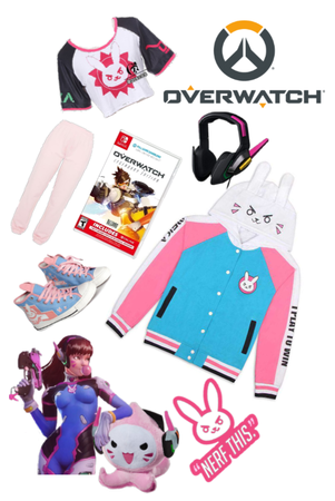 Overwatch Video Game Outfits