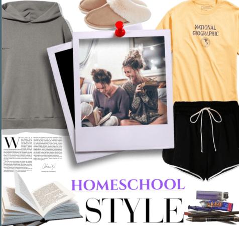 Home school style