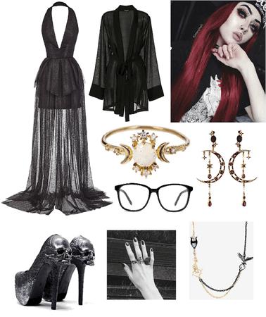 Dark Dressy