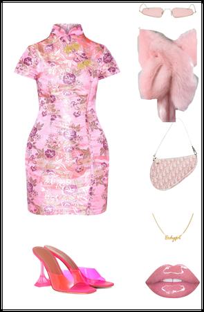oriental pink