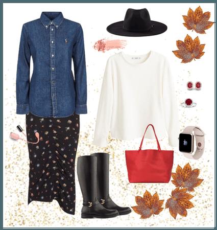 Fall/Winter Capsule Wardrobe #39
