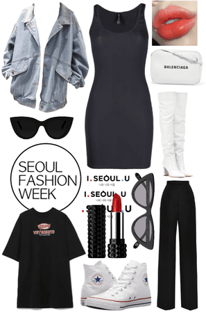 Seoul outfit