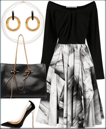 oc - black&white