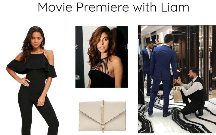 Movie Premiere w/ Liam