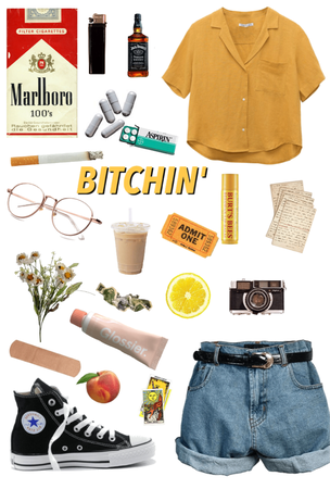 Hipster Bitch