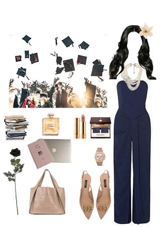 Graduation Pantsuit
