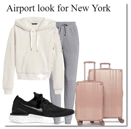 airport look