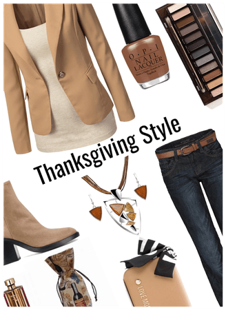 Thanksgiving Style/Contest