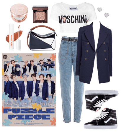 Puzzle Piece - NCT Dream inspired outfit