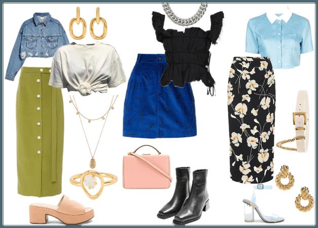 friendsgiving/ thanksgiving *skirts*