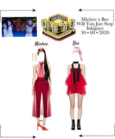Minhee x Bee