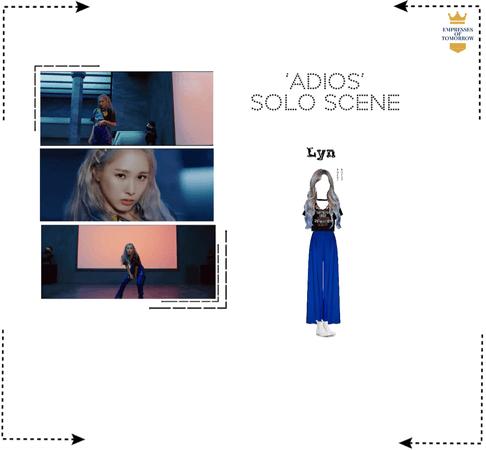 EOT 'Adiós' Solo Scene | 200421