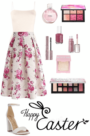 Floral Easter Attire