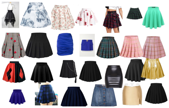all skirts page 1