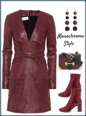 Monochrome Style