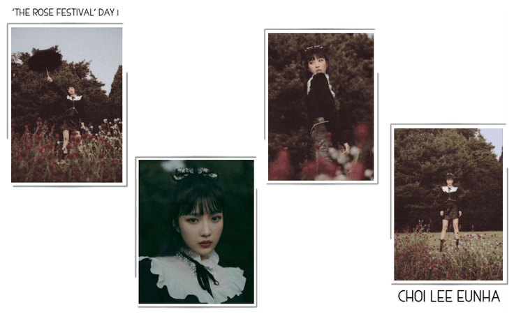 {RoSE} Teaser Photos Lee Eunha