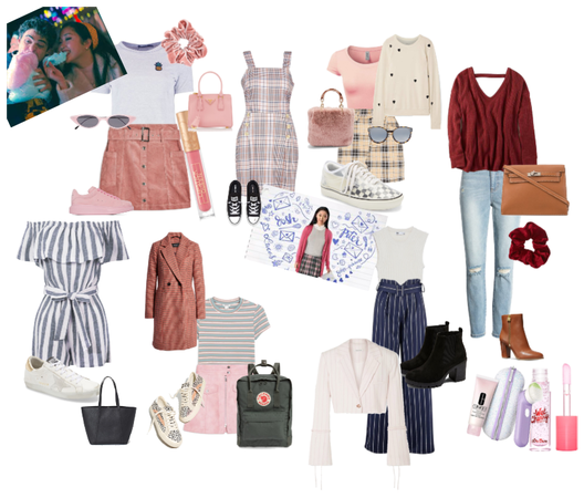 Lara Jean Outfits