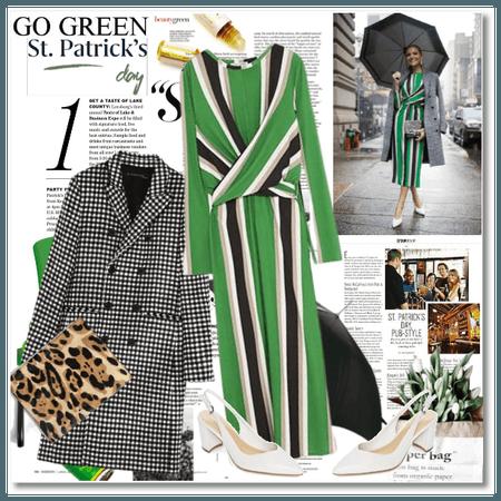 Go Green: St Patrick`s Day