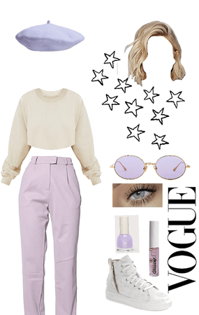 Purple Chic