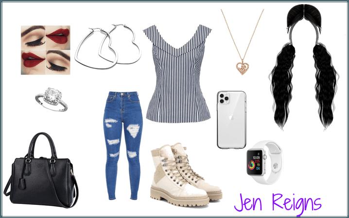 Jen Reigns