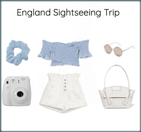 England Sightseeing trip