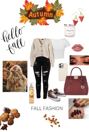 fall time!!!!