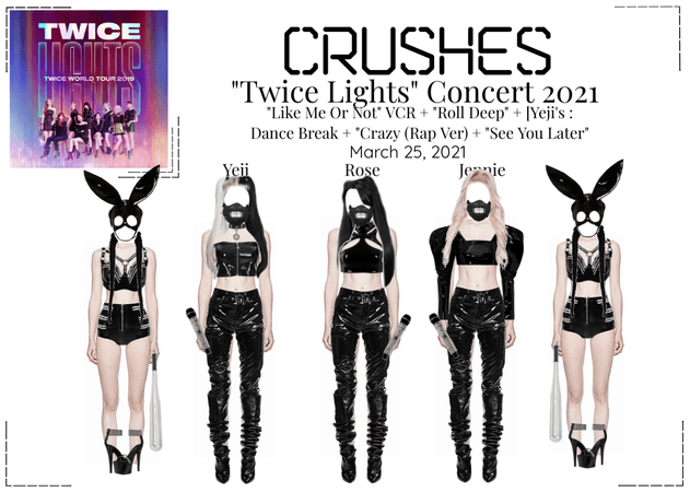 "Crushes (호감) ""Twice Light"" Online Concert 2021"