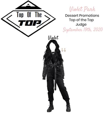 VioletPark _ Dessert _ Top of the Top Judge