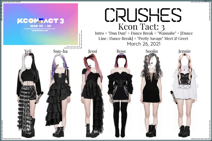 Crushes (호감) [KCON: TACT 3]