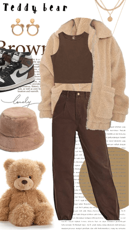 teddy bear🧸