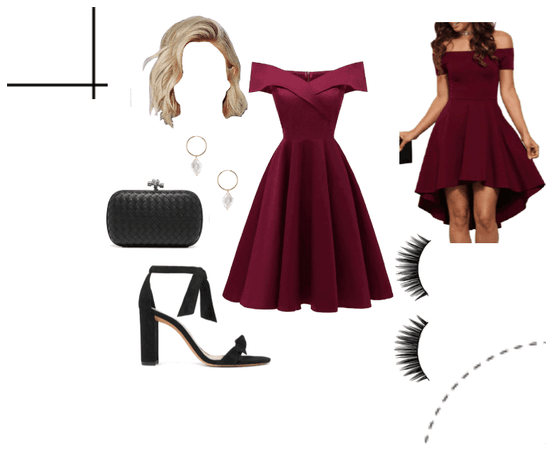 red carpet stylish outfit