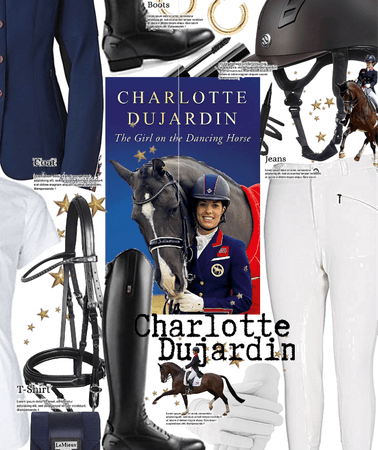 Charlotte dujardin- fav celebrity