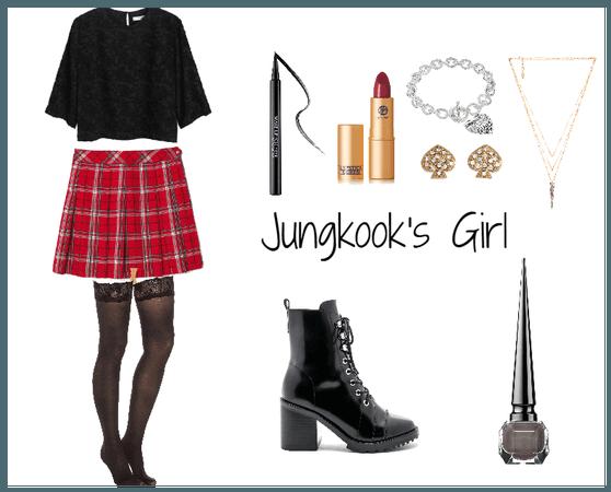 Jungkook's Girl