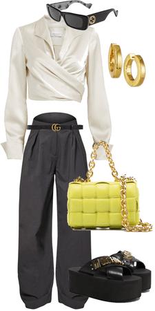 Bottega Veneta outfit 3