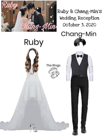 Ruby & Chang-Min Wedding Reception