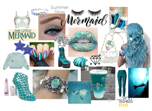 Holographic Mermaid