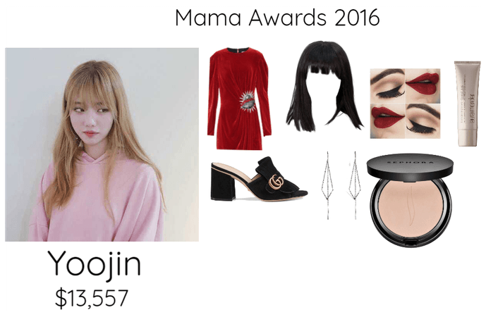 Mama Awards 2016 Yoojin