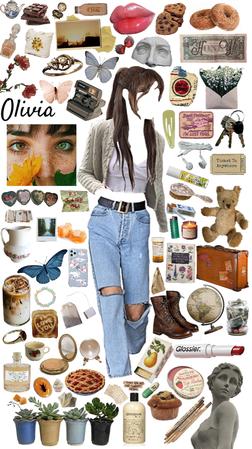 Olivia- One Direction