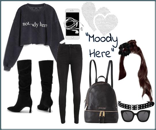 Moody Here | @hunterofartemis