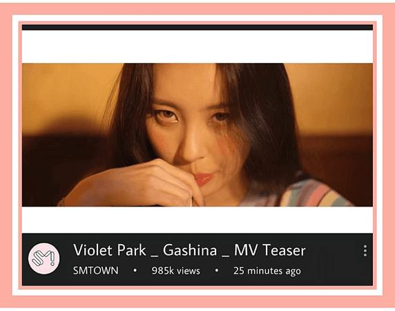 Violet Park _ Gashina Music Video Teaser