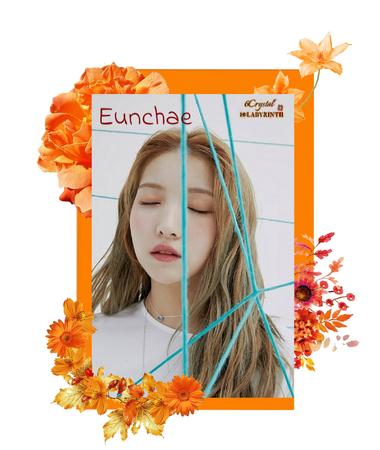 Eunchae photoshoot of LABYRINTH