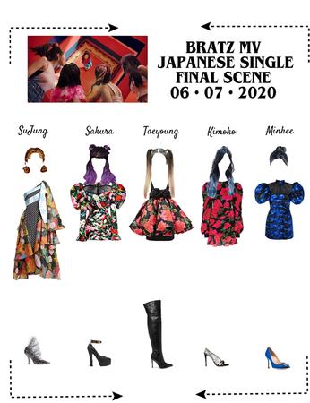 ACT5 - {JAPANESE COMEBACK} BRATZ
