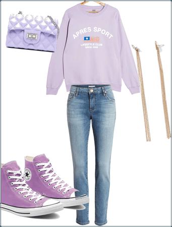 Purple 🍒cherry