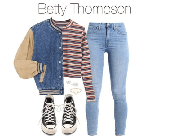 Betty Thompson (Stranger Things)